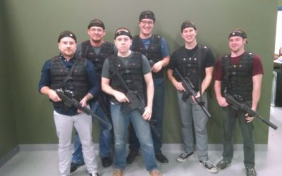 Running a More Efficient Laser Tag Business