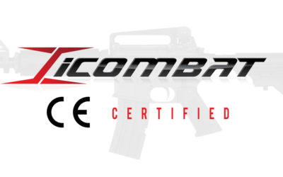 iCOMBAT Gear Now CE Certified!
