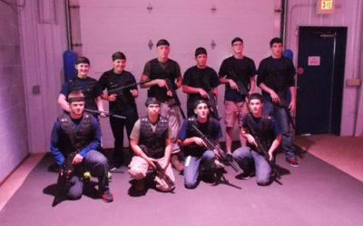 Marine Recruits at iCOMBAT Waukesha
