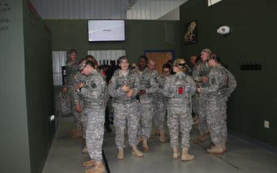 ROTC Events at iCOMBAT Waukesha