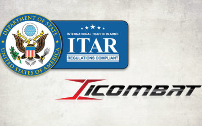 iCOMBAT Systems Classified as non-ITAR