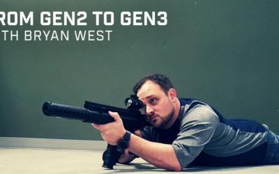 From Gen2 to Gen3 With Bryan West