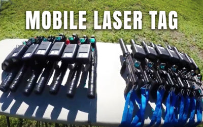 Mobile Laser Tag With Ocie Mathenia