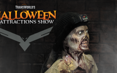 iCOMBAT at TransWorld's Halloween & Attractions Show!