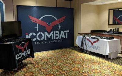 iCOMBAT At LaserTAG360!