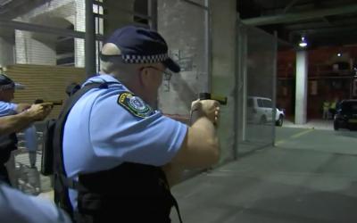 iCOMBAT Australia Anti-Terror Training