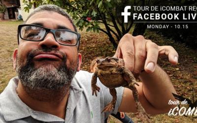 Tour De iCombat with Ocie