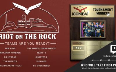 Riot on The Rock – Tournament Recap!