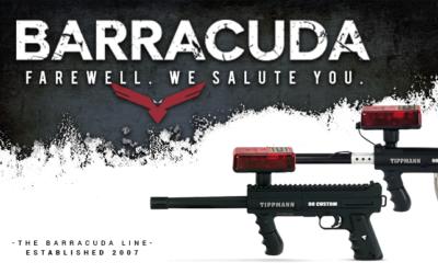 Farewell Barracuda