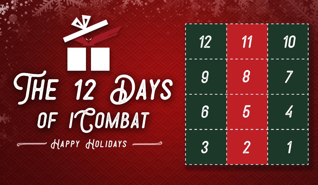 12 Days of iCOMBAT