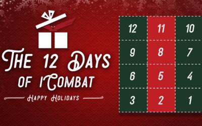 12 Days of iCombat Equipment
