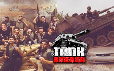 Guns and Tanks