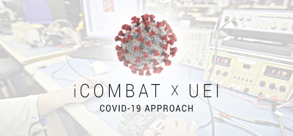iCombat COVID-19 Approach