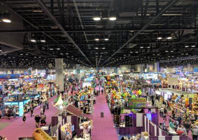 IAAPA Floor Overview