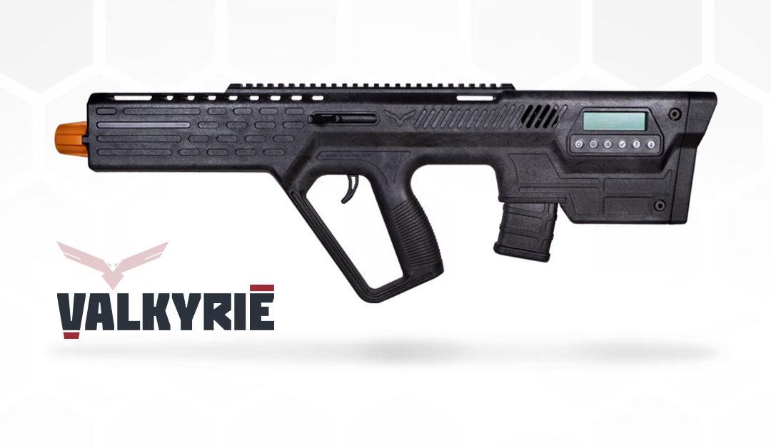 Laser tag equipment - Valkyrie